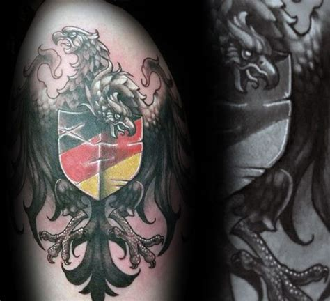 germanic tattoos best 25 german ideas on image in