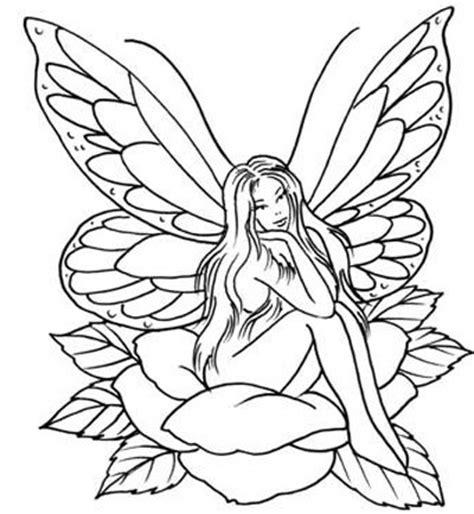sitting fairy tattoo designs 10 fascinating designs
