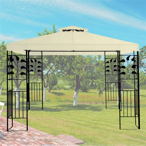 metall pavillon 3x3 pavillon 3x3 metall pavillon metall germany de metal