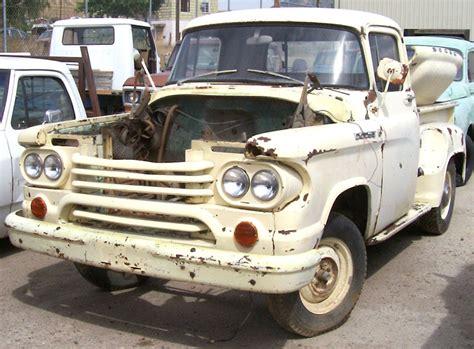 1958 dodge truck for sale 1958 dodge d 100 six 1 2 ton utiline fender side swb