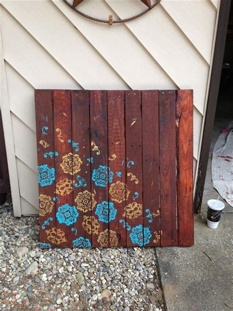 painting pallet tips and ideas wooden pallet home ideas pallet idea cool diy pallet art projects for homes ideas with pallets