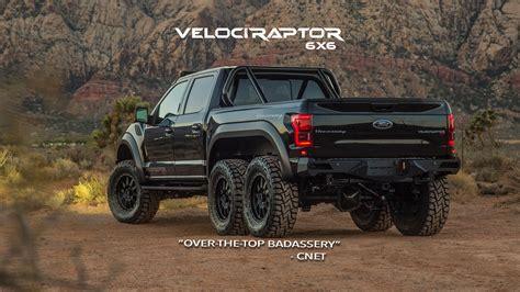 Velociraptor Ford by Hennessey Velociraptor 6x6 Hennessey Performance