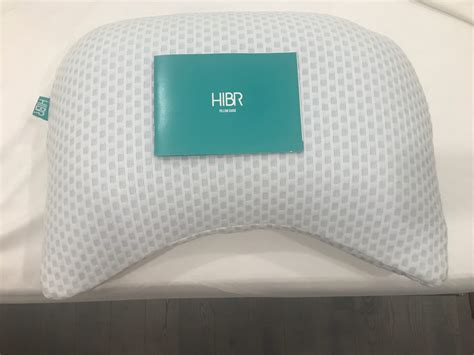 Best Pillows For Side Sleepers Reviews by Hibr Side Sleeper Pillow Review Mattressjunkie