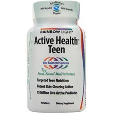rainbow light active health teen rainbow light active health teen multivitamin food based