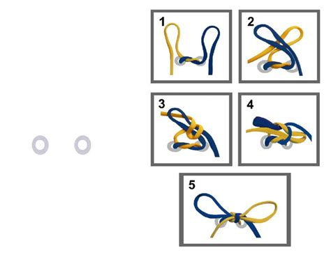 shoe lace tying 2 loop method visual aid autism picture