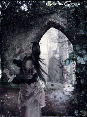 imagenes de amor gotico el espejo g 243 tico fotos de angeles goticos terror