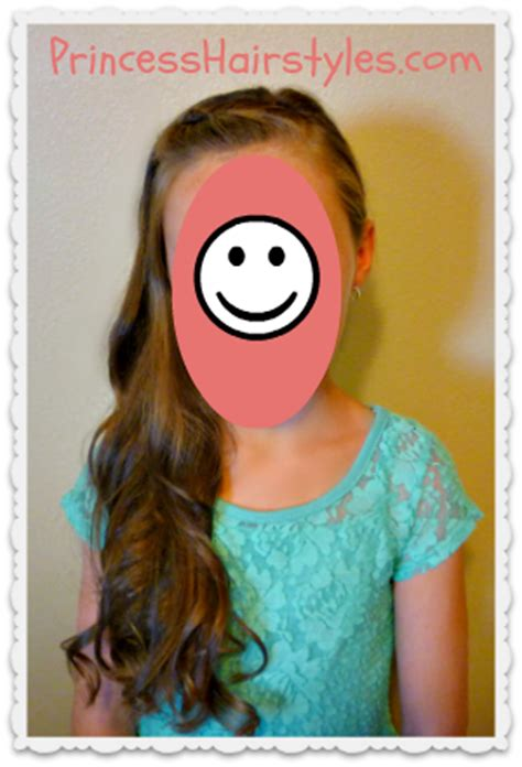 cute hairstyles picture day school picture day hairstyles hairstyles for girls princess