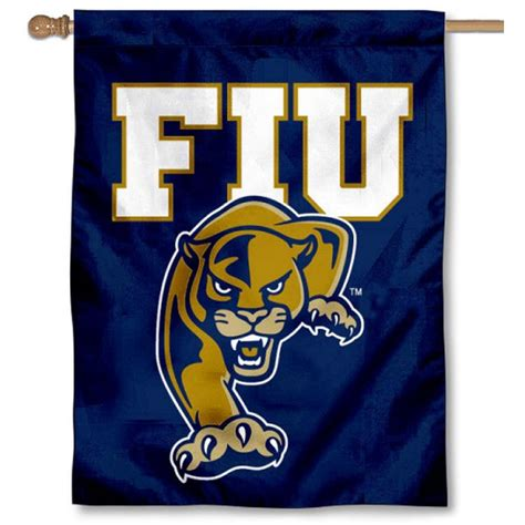 double sided house flags fiu double sided house flag your fiu double sided house flag flag banner and pennant source