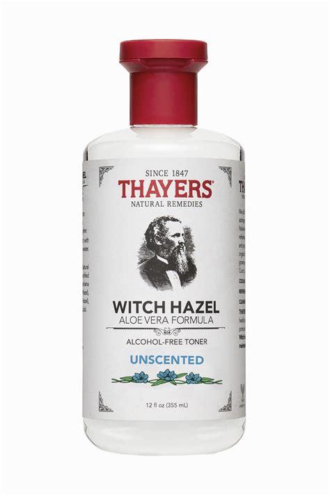 Toner Shop thayers free unscented witch hazel toner thayers