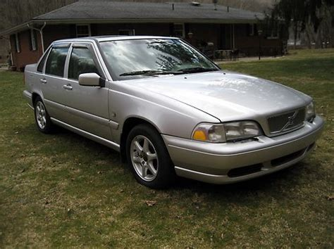 volvo s70 for sale by owner purchase used volvo s70 sedan one owner lo real