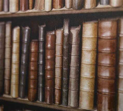 bookcase wallpaper the green