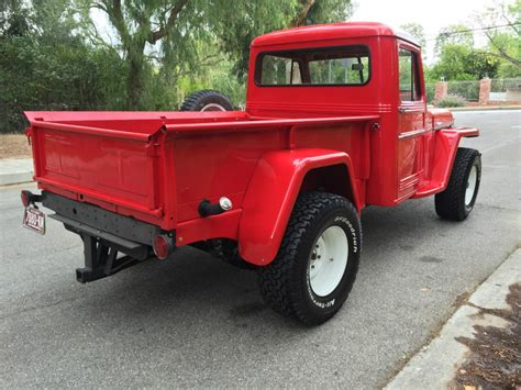 willys jeep road 1957 willys up truck road for sale