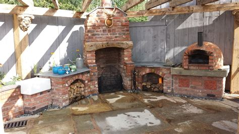 Wood Fired Outdoor Oven Uk