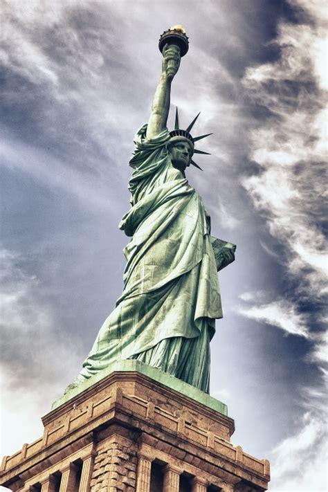 statue of liberty l statue de la libert 233 183 photo gratuite sur pixabay