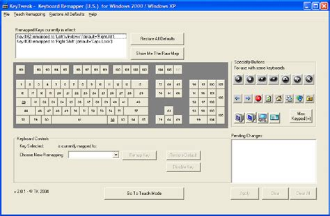 keyboard remap function key on a gateway laptop user