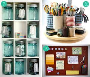 Storage Ideas Diy Eye Candy 12 Brilliant Craft Room Organization And