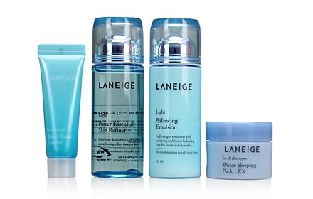 Harga Laneige Moisture Care Miniature Set laneige moisture care