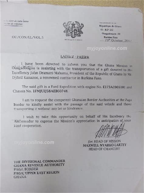 Award Of Degree Letter Mmu Burkinabe Contractor Offers Controversial Gift To Prez Mahama Myjoyonline