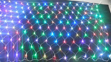 Garden Decoration Waterproof Net Christmas Lights Led Net Net Lights For Bushes