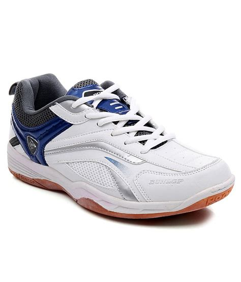 dunlop white badminton shoe price in india buy dunlop