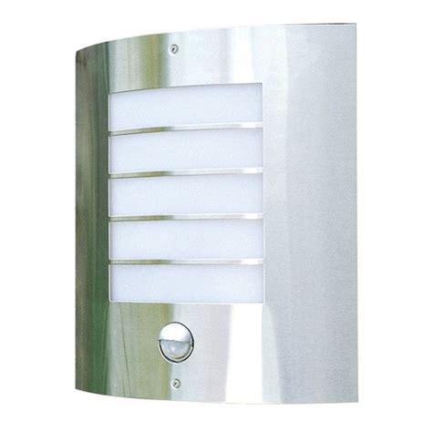 Outdoor Wall Light With Pir Sensor Philips Oslo Outdoor Wall Light With Pir Sensor Rear Extension Ideas Wall Lights