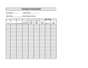 sales tracking sheet template avon caign tracking sheet business forms and