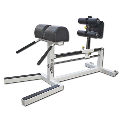 lower back bench original michael yessis glute ham low back bench