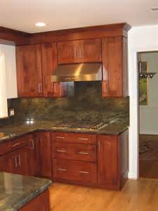 cherry oak cabinets kitchen photos kitchens with cherry oak hickory or lyptus cabinets oxford kitchen bath