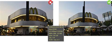 Lensa Nikon Dan Gambarnya by Lensa Converter Wide Dan Macro Nikon 0 45x