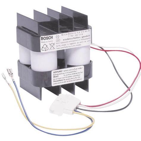 Battery Bb Torch torch battery bosch replaces original battery hse5ex 4 8 v