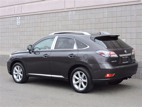 lexus rx 350 used 2010 lexus rx 350 30i at saugus auto mall