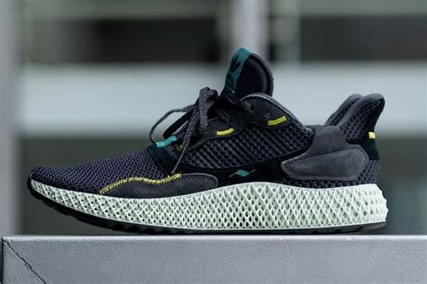 adidas zx 4000 4d futurecraft carbon sneakers magazine