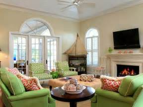 Lime green couch green living room ideas