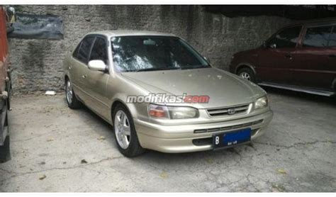 Shockbreaker Mobil Toyota All New Corolla 1997 Toyota All New Corolla Ae111 G Manual