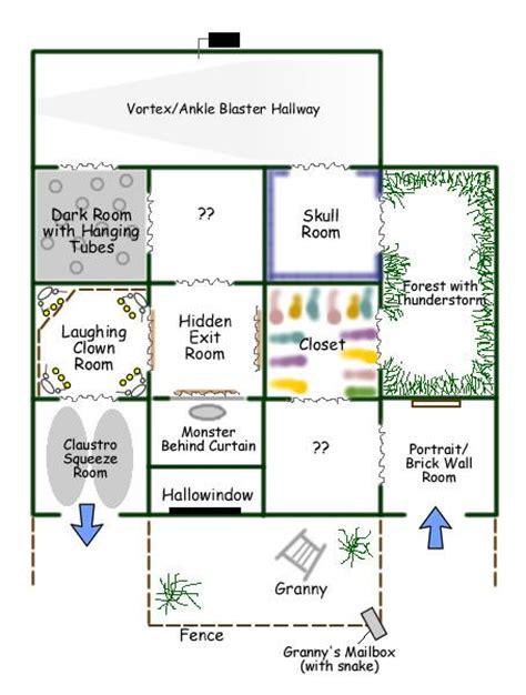haunted house maze design haunted house design plans 28 images tittikaka illustration berkwell manor