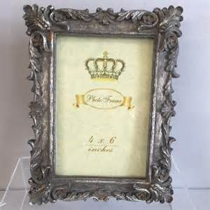 photo picture frames silver gold mini intricate victorian shabby chic vintage ebay