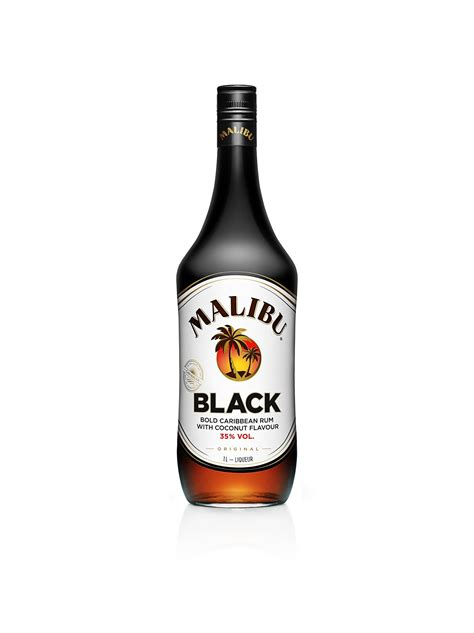 price of a bottle of malibu malibu black rum ltr for only 17 99 in liquor store