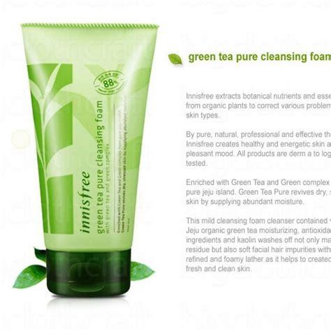 Green Tea Detox Cleanse by Innisfree Green Tea Cleansing Foam 150ml In One