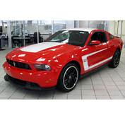 2012 Ford Mustang Boss 302 Coupe  11 10 2011jpg Wikimedia