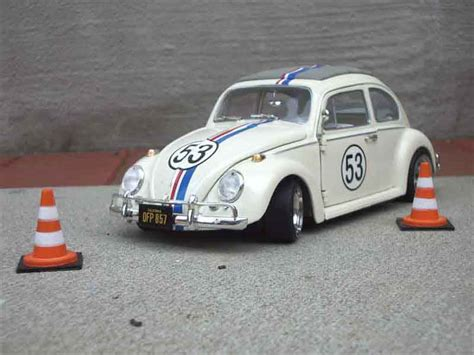 Diecast Wheels Volkswagen Beetle Tooned Vw Beetle Vintage miniature volkswagen kafer herbie coccinelle tuning burago