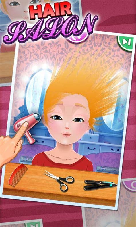 hair beauty salon games hair salon kids games android apps on google play
