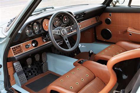 The Best of Both Worlds: Making Old Porsche 911's Sing