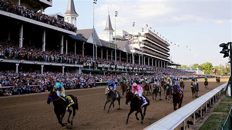 when is the 2016 kentucky derby day time tv schedule