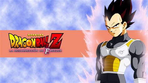 wallpaper dragon ball la resurreccion de freezer dragon ball z la resurreccion de freezer vegeta by