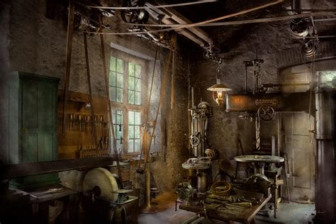 Interior Online Design Tools machinist industrial revolution photograph by mike savad