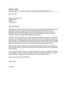 how to write correct academic cover letter sles
