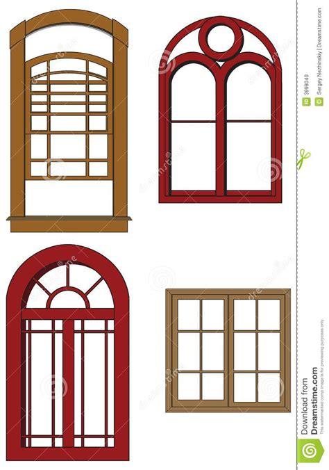 ventanas del vector ilustracion del vector ilustracion de