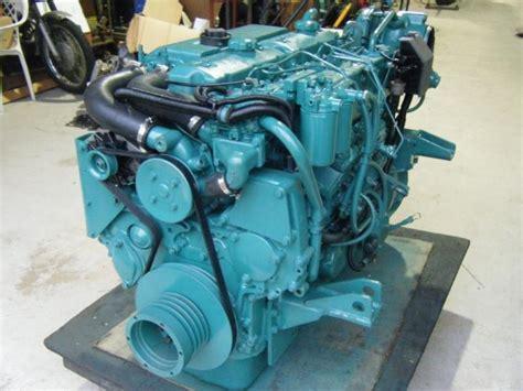 Volvo Diesel Engines Purchase Volvo Pentatamd 73edc 420 Hp 2600 Rpm Marine