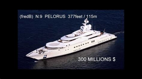 most expensive boat in the top 10 world s most expensive super yacht in the world