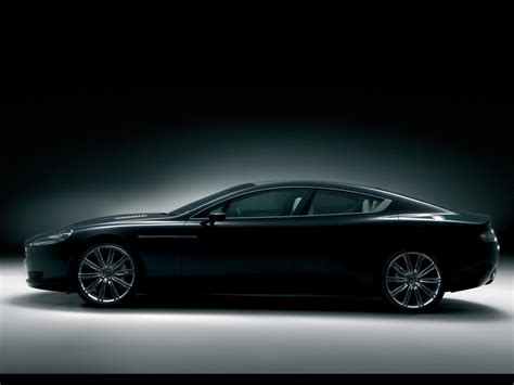 Auto Cars Wallpapers: aston martin rapide pictures